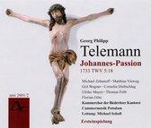 Johannes-Passion 1733 Twv 5:18