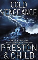 Boek cover Cold Vengeance van Douglas Preston
