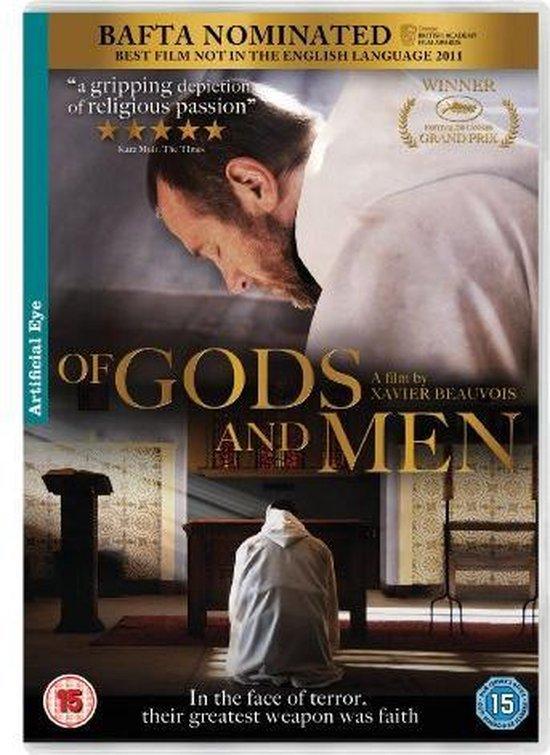 Cover van de film 'Of Gods And Men'