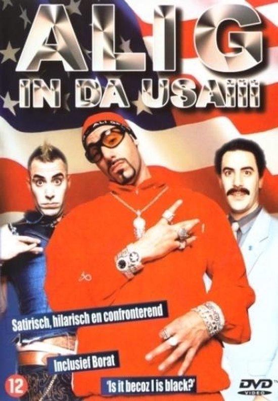Cover van de film 'Ali G - In Da Usaiii'