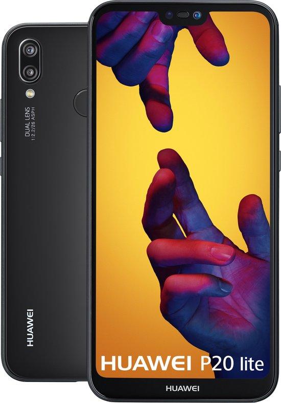 Huawei P20 Lite - 64GB - Zwart