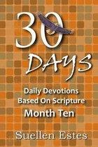 30 Days Month Ten