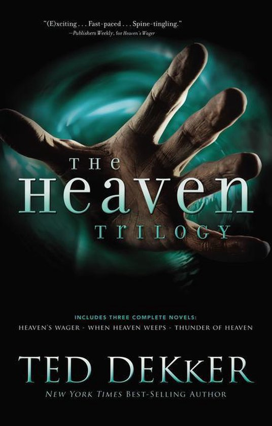 Boek cover The Heaven Trilogy van Ted Dekker (Onbekend)