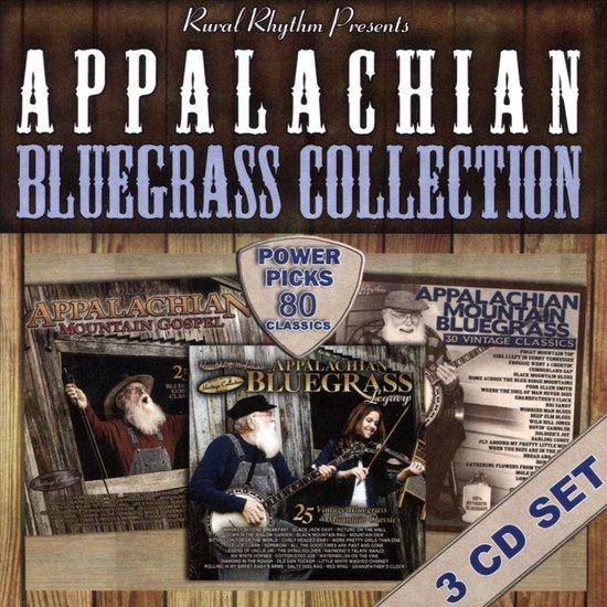 Appalachian Bluegrass Collection - 80 Classics Power Picks
