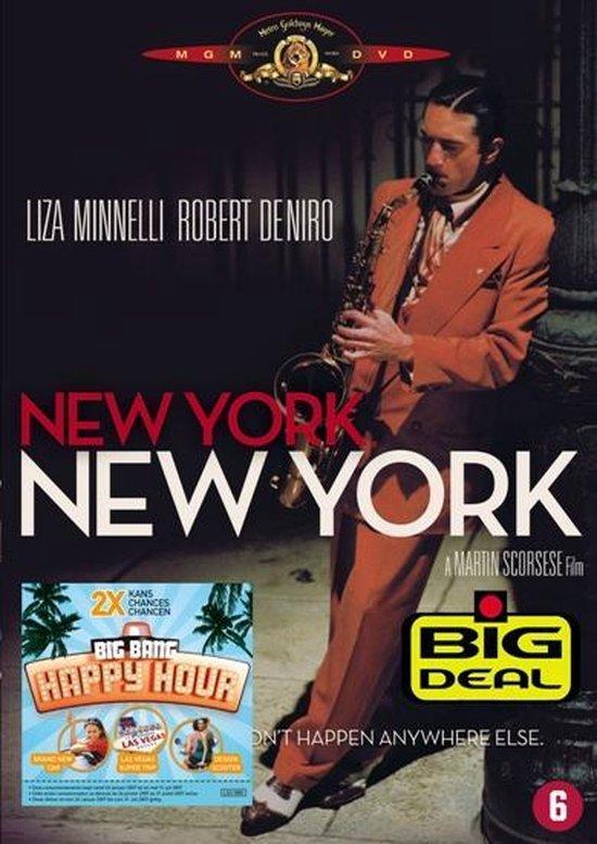 Cover van de film 'New York New York'