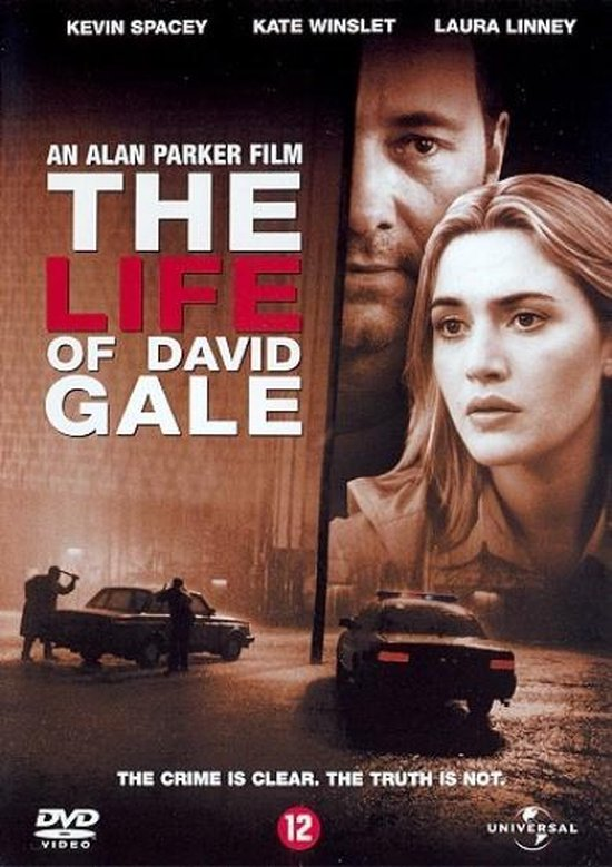 Cover van de film 'The Life Of David Gale'