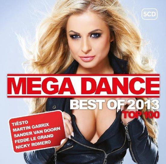 Mega Dance Top 100 Best Of 2013