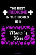 The Best Medicine in the World is A Mama's Kiss