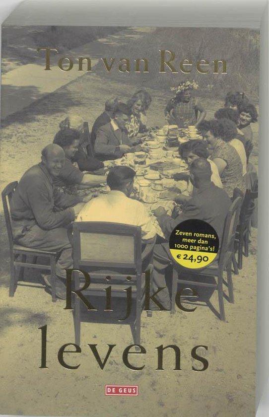 Rijke levens - Ton van Reen | Fthsonline.com