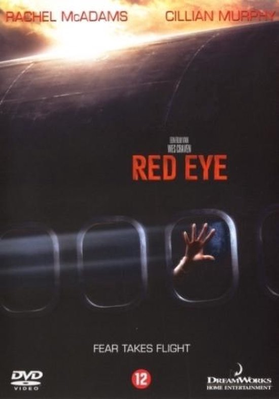 Cover van de film 'Red Eye'