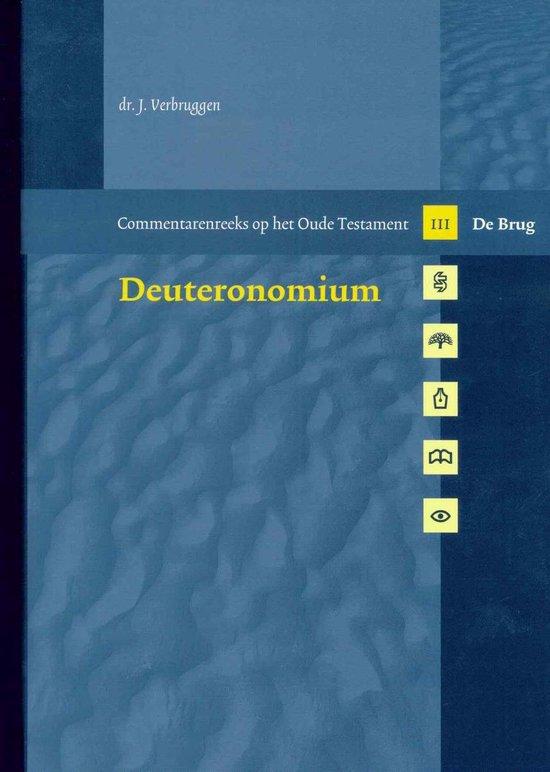 Deuteronomium - Verbruggen, J.  