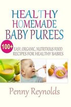 Omslag Healthy Homemade Baby Purees