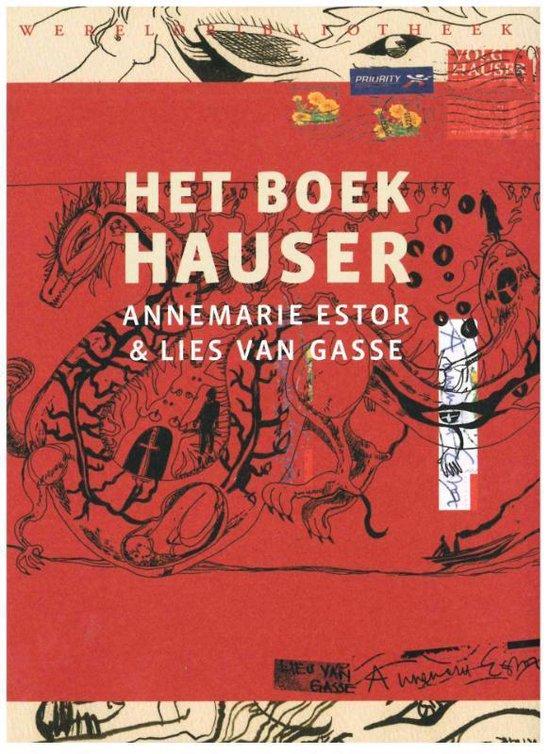 Het boek Hauser - Annemarie Estor |