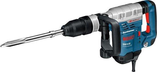 Bosch Professional GSH5-CE Breekhamer - 1100watt - 6kg - SDS