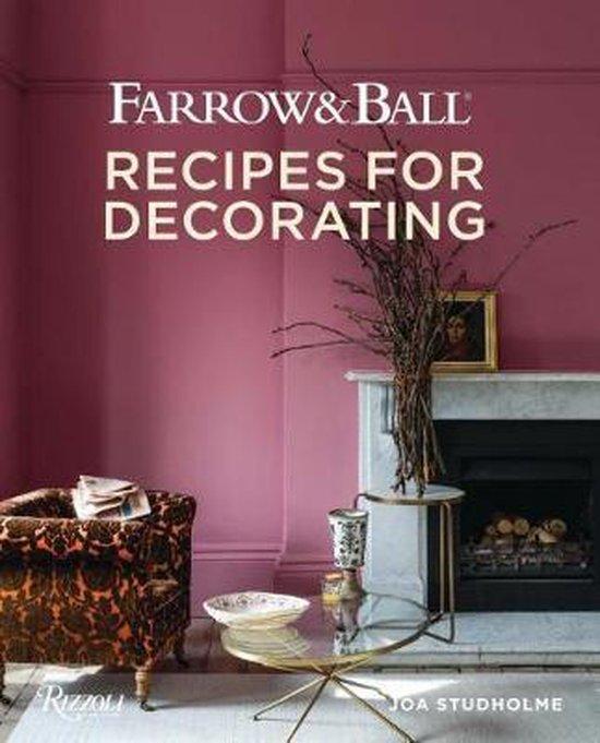 Boek cover Farrow and Ball van Joa Studholme (Hardcover)