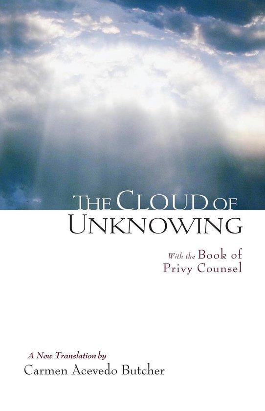 Boek cover The Cloud of Unknowing van Carmen Ac Butcher Trans.