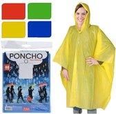 Piove Regen poncho blauw