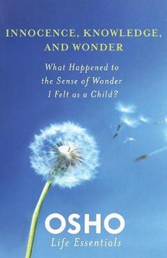 Innocence, Knowledge and Wonder