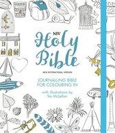 NIV Journalling Bible for Colouring In