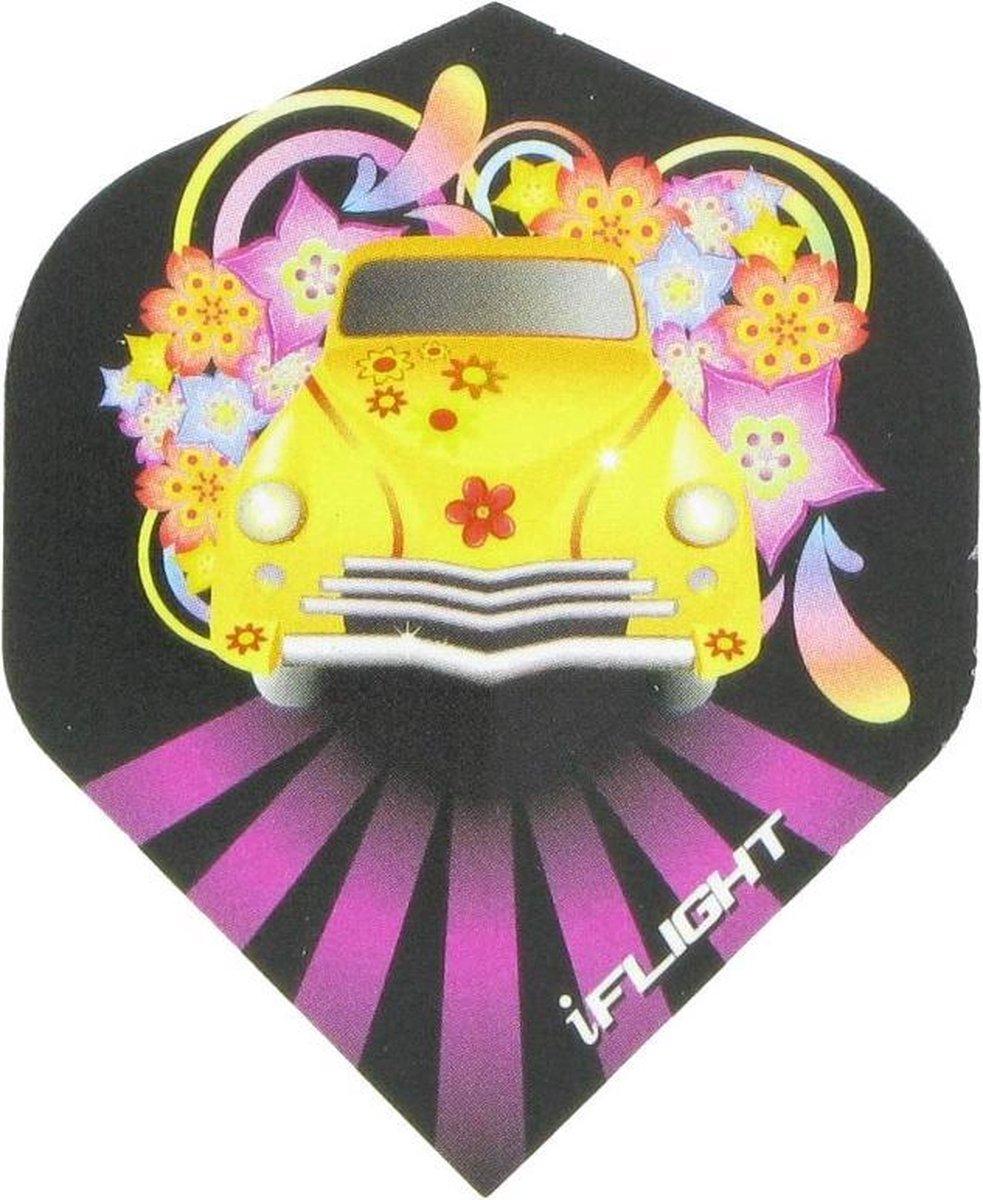 McKicks i-Flight Flower Power Car