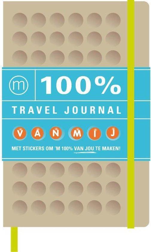 100% travel journal