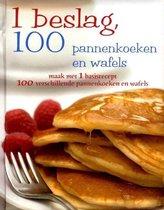 Boek cover Allerlekkerste 1 beslag 100 pannenkoeken van N.B.