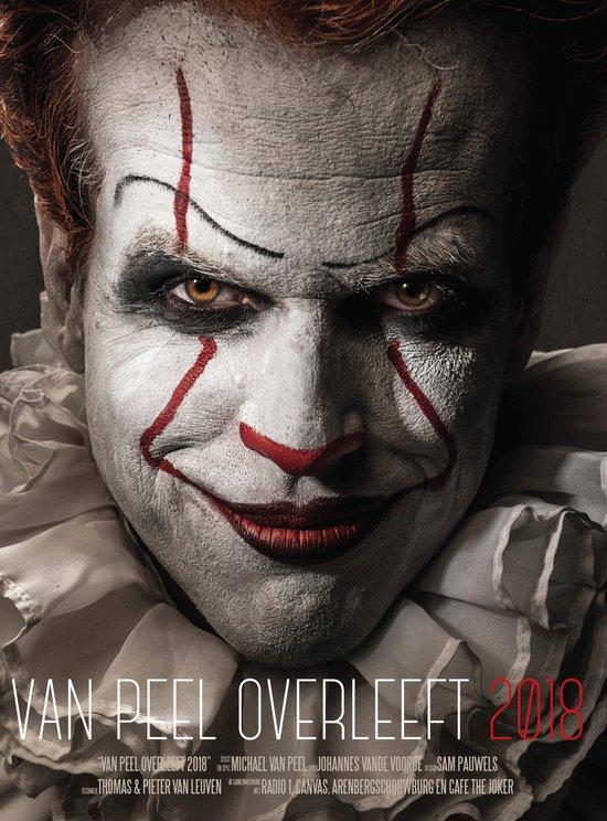 Van Peel Overleeft 2018 (limited edition, gesigneerd)