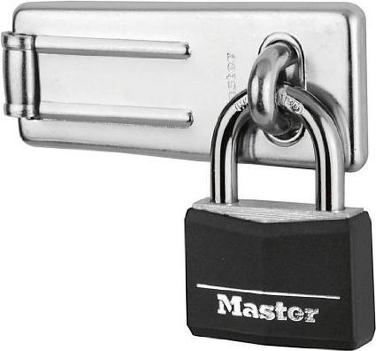 MasterLock Overvalslot + Hangslot - 9140703EURDBLK - MasterLock