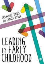 Omslag Leading in Early Childhood