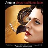 Amalia Sings Traditional Fado