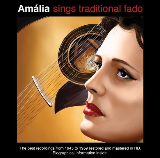 Amalia Sings Traditional Fado