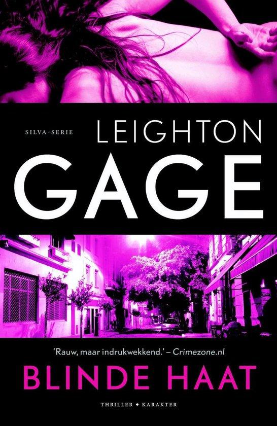 Blinde haat - Leighton Gage  