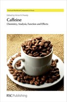 Boek cover Caffeine van T A Astorino