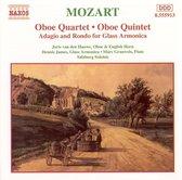 Mozart: Oboe Quartet/Quintet