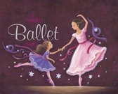 A sparkly ballet story