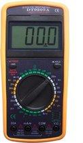Digitale multimeter Universeel meter