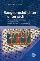 Sangspruchdichter Unter Sich