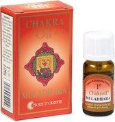 Essentiële Olie 1e Chakra Muladhara