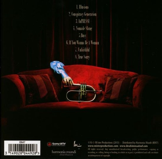 Illusions - Ibrahim Maalouf