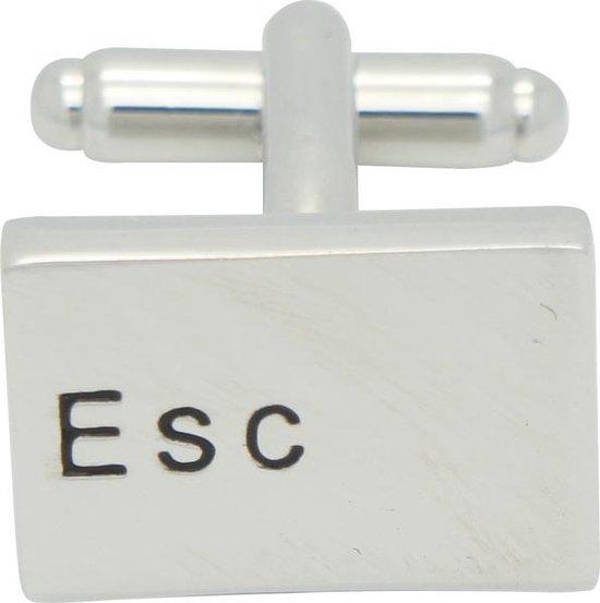 Manchetknopen Control Escape Computer - VintageCuff