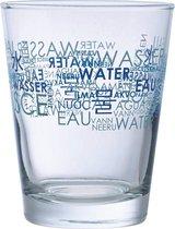 Durobor Les Eaux Waterglas - 0.22 l - 6 stuks