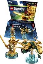 LEGO Dimensions - Fun Pack - Ninjago: Lloyd (Multiplatform)