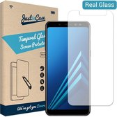 Just in Case Tempered Glass Samsung Galaxy A8 2018 Protector - Arc Edges