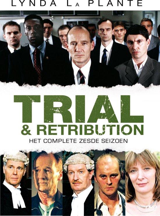 Cover van de film 'Trial & Retribution'