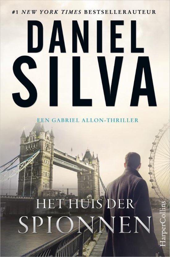Het huis der spionnen - Daniel Silva |
