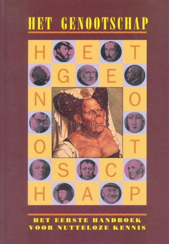 Het genootschap. Eerste handboek voor nutteloze kennis - Jan Kuijk pdf epub