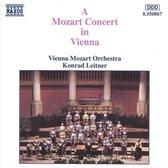 A Mozart Concert in Vienna / Leitner, Vienna Mozart Orch