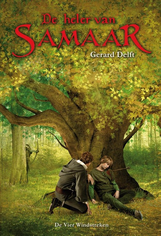 De heler van Samaar - Gerard Delft |