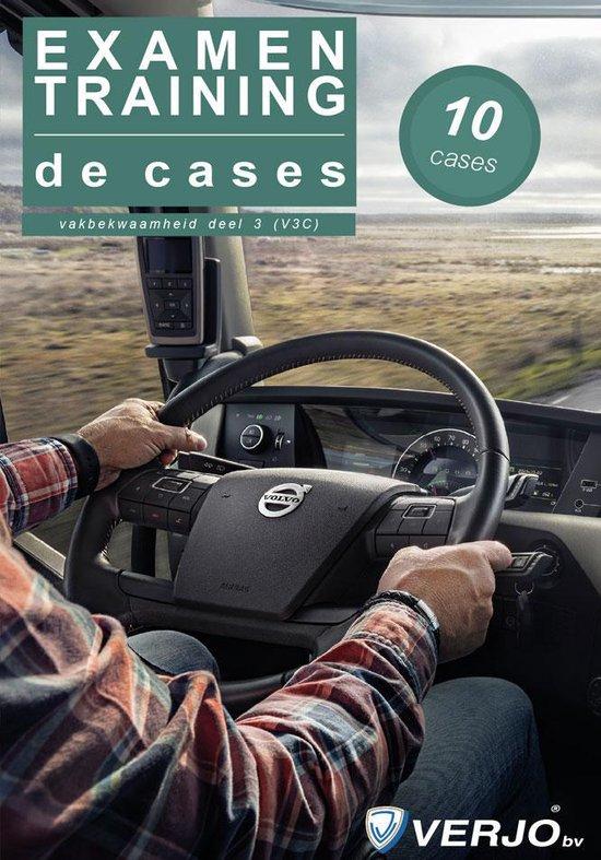 Examentraining de cases vakbekwaamheid deel 3 (V3C) -10e druk - Verjo redactie groep  