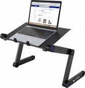 Nieuw bol.com   Universele Verstelbare Laptoptafel – Laptop Standaard HE-91